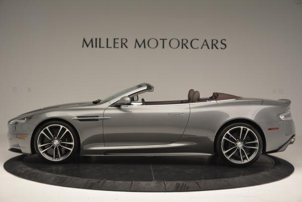 Used 2010 Aston Martin DBS Volante for sale Sold at Rolls-Royce Motor Cars Greenwich in Greenwich CT 06830 3