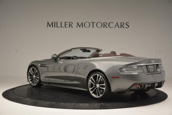 Used 2010 Aston Martin DBS Volante for sale Sold at Rolls-Royce Motor Cars Greenwich in Greenwich CT 06830 4