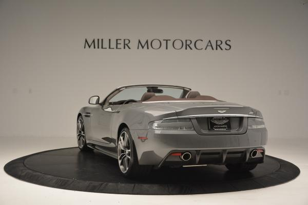 Used 2010 Aston Martin DBS Volante for sale Sold at Rolls-Royce Motor Cars Greenwich in Greenwich CT 06830 5