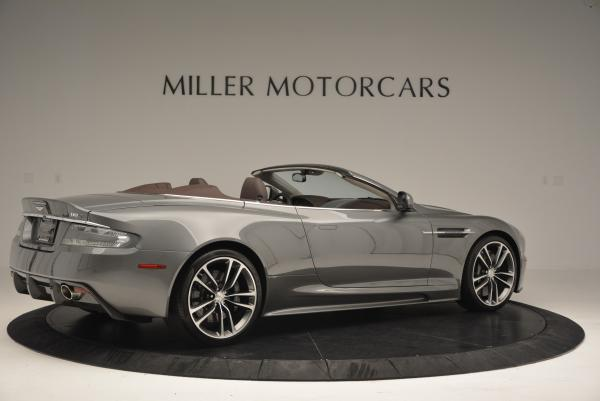 Used 2010 Aston Martin DBS Volante for sale Sold at Rolls-Royce Motor Cars Greenwich in Greenwich CT 06830 8