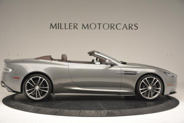 Used 2010 Aston Martin DBS Volante for sale Sold at Rolls-Royce Motor Cars Greenwich in Greenwich CT 06830 9