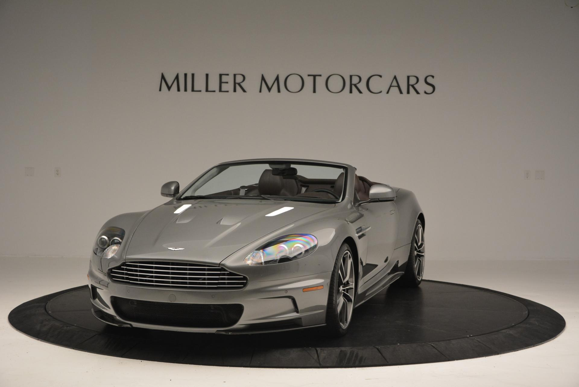 Used 2010 Aston Martin DBS Volante for sale Sold at Rolls-Royce Motor Cars Greenwich in Greenwich CT 06830 1