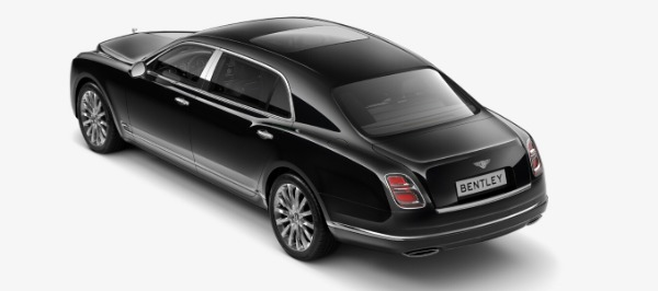 New 2017 Bentley Mulsanne EWB for sale Sold at Rolls-Royce Motor Cars Greenwich in Greenwich CT 06830 4