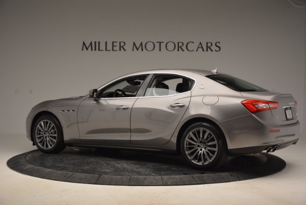 New 2017 Maserati Ghibli S Q4 for sale Sold at Rolls-Royce Motor Cars Greenwich in Greenwich CT 06830 4