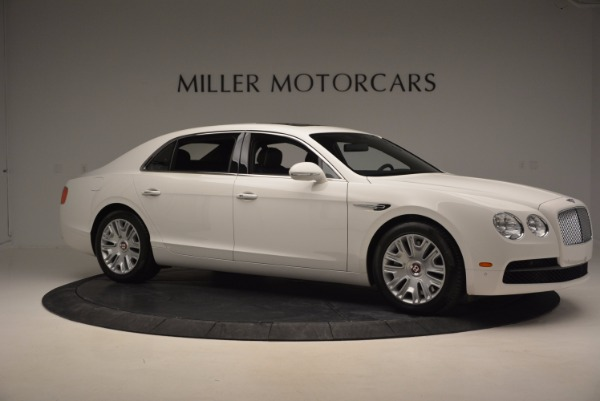 Used 2016 Bentley Flying Spur V8 for sale Sold at Rolls-Royce Motor Cars Greenwich in Greenwich CT 06830 10