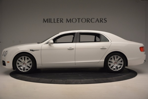 Used 2016 Bentley Flying Spur V8 for sale Sold at Rolls-Royce Motor Cars Greenwich in Greenwich CT 06830 3