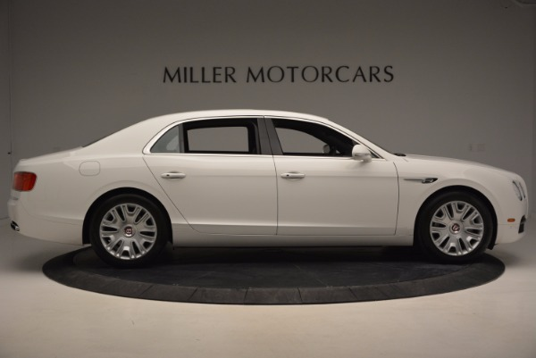 Used 2016 Bentley Flying Spur V8 for sale Sold at Rolls-Royce Motor Cars Greenwich in Greenwich CT 06830 9