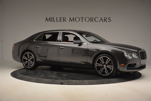 Used 2017 Bentley Flying Spur V8 S for sale Sold at Rolls-Royce Motor Cars Greenwich in Greenwich CT 06830 11