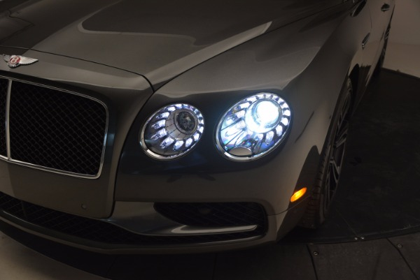 Used 2017 Bentley Flying Spur V8 S for sale Sold at Rolls-Royce Motor Cars Greenwich in Greenwich CT 06830 17