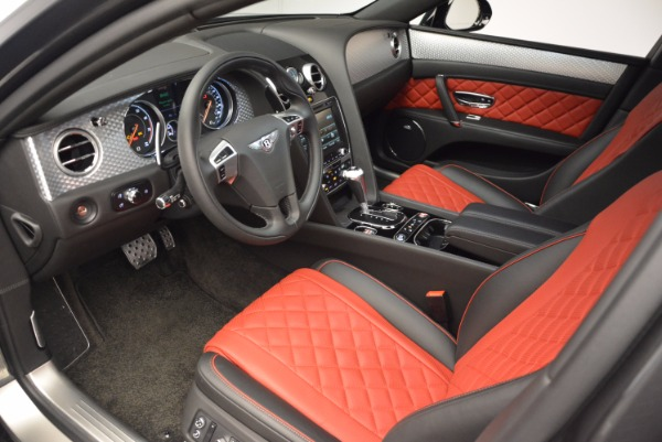 Used 2017 Bentley Flying Spur V8 S for sale Sold at Rolls-Royce Motor Cars Greenwich in Greenwich CT 06830 27
