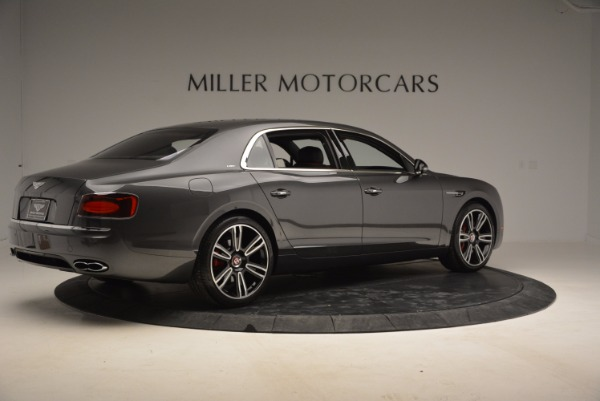 Used 2017 Bentley Flying Spur V8 S for sale Sold at Rolls-Royce Motor Cars Greenwich in Greenwich CT 06830 8