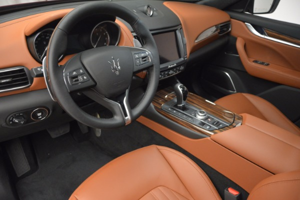 New 2017 Maserati Levante for sale Sold at Rolls-Royce Motor Cars Greenwich in Greenwich CT 06830 20