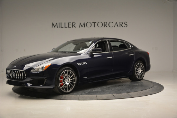 New 2017 Maserati Quattroporte S Q4 GranSport for sale Sold at Rolls-Royce Motor Cars Greenwich in Greenwich CT 06830 2