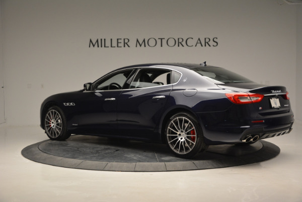 New 2017 Maserati Quattroporte S Q4 GranSport for sale Sold at Rolls-Royce Motor Cars Greenwich in Greenwich CT 06830 4