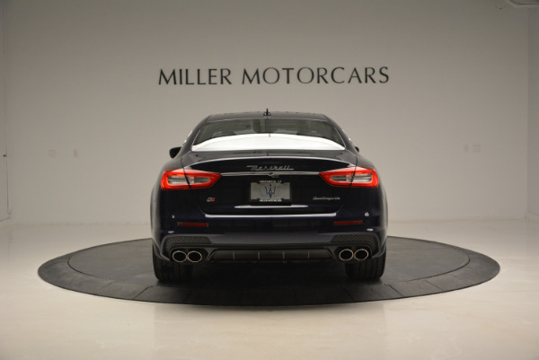 New 2017 Maserati Quattroporte S Q4 GranSport for sale Sold at Rolls-Royce Motor Cars Greenwich in Greenwich CT 06830 6