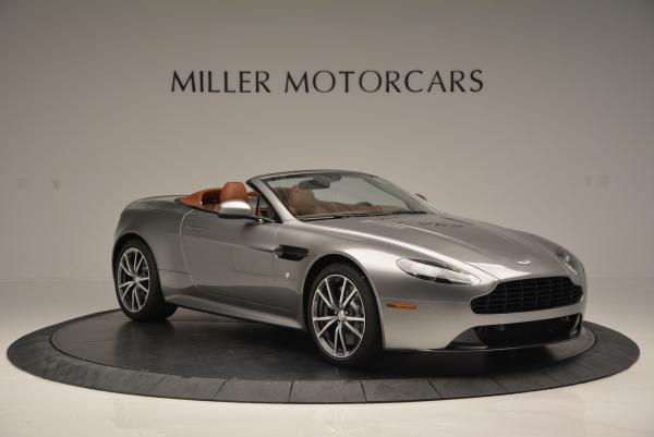 New 2016 Aston Martin V8 Vantage S for sale Sold at Rolls-Royce Motor Cars Greenwich in Greenwich CT 06830 10