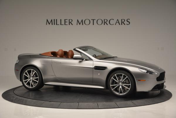 New 2016 Aston Martin V8 Vantage S for sale Sold at Rolls-Royce Motor Cars Greenwich in Greenwich CT 06830 11