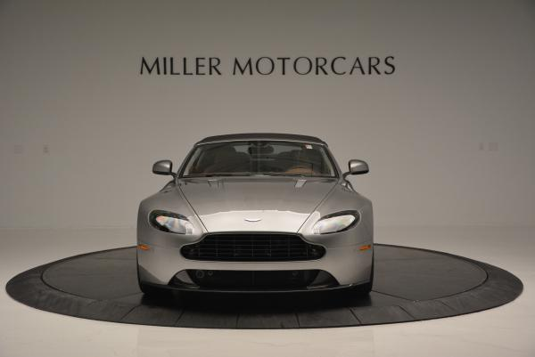 New 2016 Aston Martin V8 Vantage S for sale Sold at Rolls-Royce Motor Cars Greenwich in Greenwich CT 06830 12