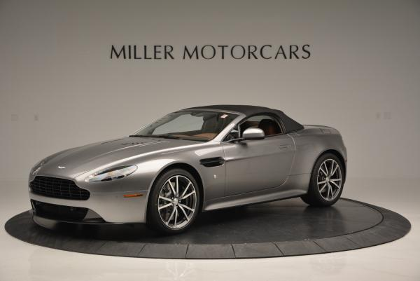 New 2016 Aston Martin V8 Vantage S for sale Sold at Rolls-Royce Motor Cars Greenwich in Greenwich CT 06830 14