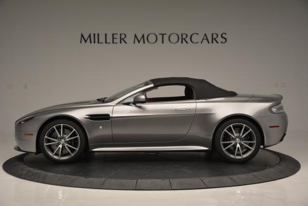 New 2016 Aston Martin V8 Vantage S for sale Sold at Rolls-Royce Motor Cars Greenwich in Greenwich CT 06830 15