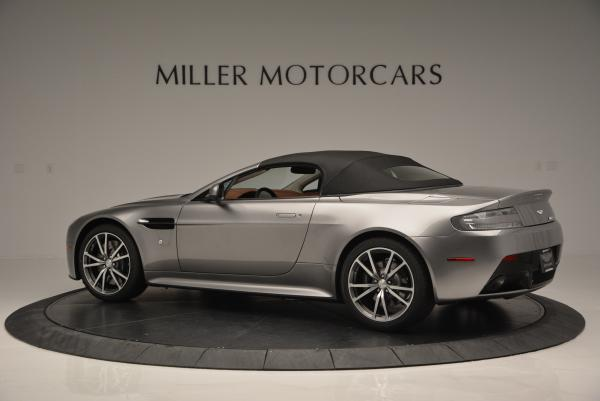 New 2016 Aston Martin V8 Vantage S for sale Sold at Rolls-Royce Motor Cars Greenwich in Greenwich CT 06830 16