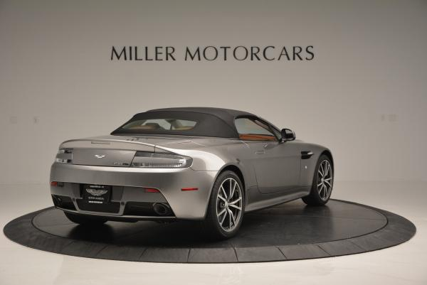 New 2016 Aston Martin V8 Vantage S for sale Sold at Rolls-Royce Motor Cars Greenwich in Greenwich CT 06830 19