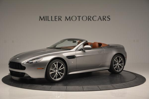 New 2016 Aston Martin V8 Vantage S for sale Sold at Rolls-Royce Motor Cars Greenwich in Greenwich CT 06830 2
