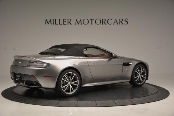 New 2016 Aston Martin V8 Vantage S for sale Sold at Rolls-Royce Motor Cars Greenwich in Greenwich CT 06830 20