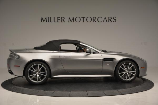 New 2016 Aston Martin V8 Vantage S for sale Sold at Rolls-Royce Motor Cars Greenwich in Greenwich CT 06830 21