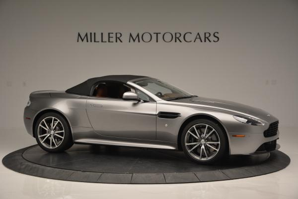 New 2016 Aston Martin V8 Vantage S for sale Sold at Rolls-Royce Motor Cars Greenwich in Greenwich CT 06830 22