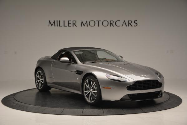 New 2016 Aston Martin V8 Vantage S for sale Sold at Rolls-Royce Motor Cars Greenwich in Greenwich CT 06830 23