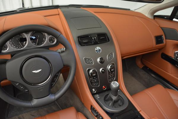 New 2016 Aston Martin V8 Vantage S for sale Sold at Rolls-Royce Motor Cars Greenwich in Greenwich CT 06830 25
