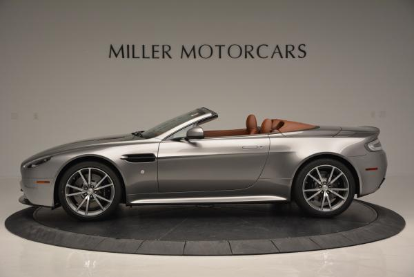 New 2016 Aston Martin V8 Vantage S for sale Sold at Rolls-Royce Motor Cars Greenwich in Greenwich CT 06830 3