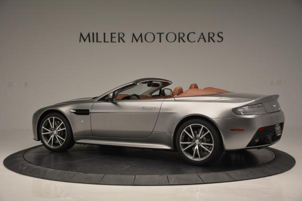 New 2016 Aston Martin V8 Vantage S for sale Sold at Rolls-Royce Motor Cars Greenwich in Greenwich CT 06830 4
