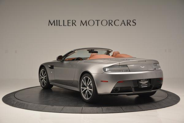 New 2016 Aston Martin V8 Vantage S for sale Sold at Rolls-Royce Motor Cars Greenwich in Greenwich CT 06830 5