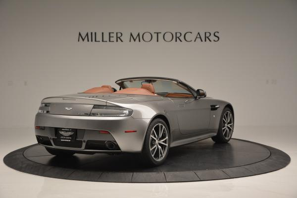 New 2016 Aston Martin V8 Vantage S for sale Sold at Rolls-Royce Motor Cars Greenwich in Greenwich CT 06830 7