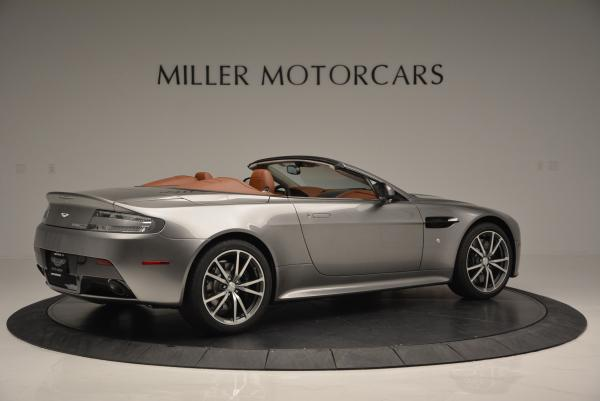 New 2016 Aston Martin V8 Vantage S for sale Sold at Rolls-Royce Motor Cars Greenwich in Greenwich CT 06830 8