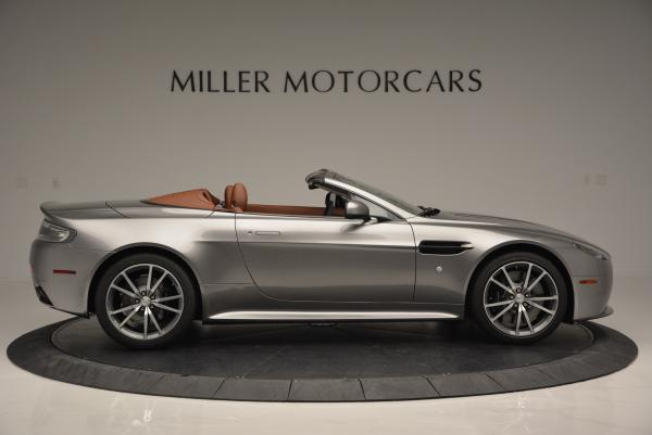 New 2016 Aston Martin V8 Vantage S for sale Sold at Rolls-Royce Motor Cars Greenwich in Greenwich CT 06830 9