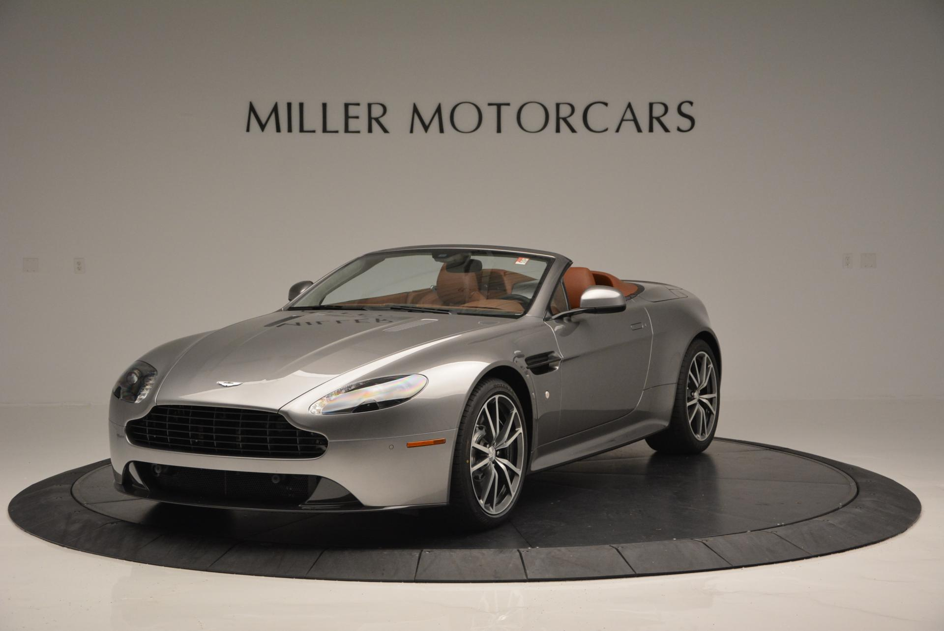 New 2016 Aston Martin V8 Vantage S for sale Sold at Rolls-Royce Motor Cars Greenwich in Greenwich CT 06830 1