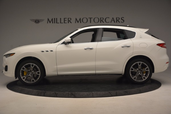New 2017 Maserati Levante for sale Sold at Rolls-Royce Motor Cars Greenwich in Greenwich CT 06830 3
