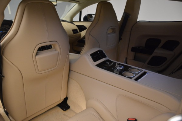 Used 2016 Aston Martin Rapide S for sale Sold at Rolls-Royce Motor Cars Greenwich in Greenwich CT 06830 18