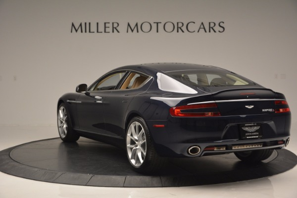 Used 2016 Aston Martin Rapide S for sale Sold at Rolls-Royce Motor Cars Greenwich in Greenwich CT 06830 5