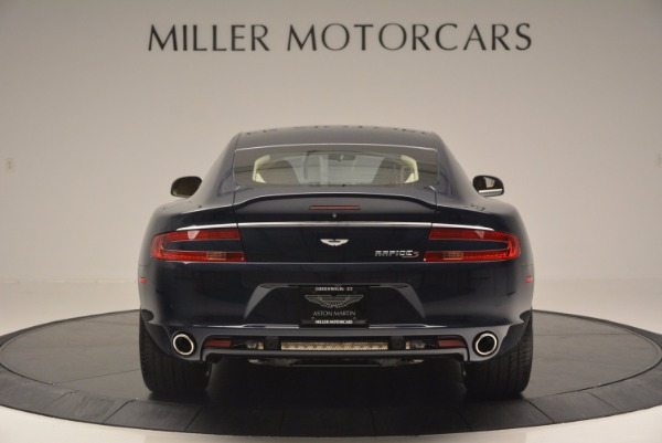 Used 2016 Aston Martin Rapide S for sale Sold at Rolls-Royce Motor Cars Greenwich in Greenwich CT 06830 6