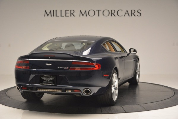 Used 2016 Aston Martin Rapide S for sale Sold at Rolls-Royce Motor Cars Greenwich in Greenwich CT 06830 7