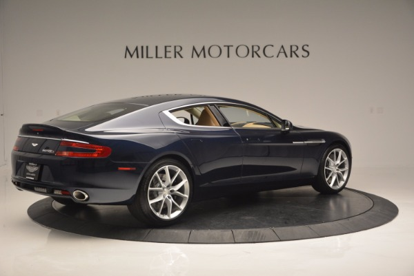 Used 2016 Aston Martin Rapide S for sale Sold at Rolls-Royce Motor Cars Greenwich in Greenwich CT 06830 8