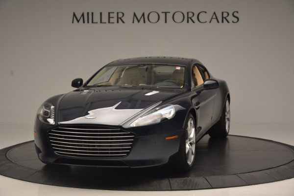 Used 2016 Aston Martin Rapide S for sale Sold at Rolls-Royce Motor Cars Greenwich in Greenwich CT 06830 1