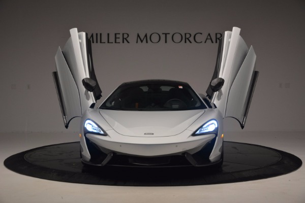 New 2017 McLaren 570GT for sale Sold at Rolls-Royce Motor Cars Greenwich in Greenwich CT 06830 13