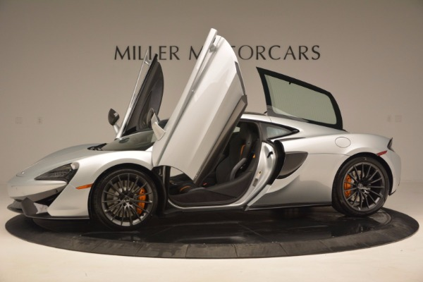 New 2017 McLaren 570GT for sale Sold at Rolls-Royce Motor Cars Greenwich in Greenwich CT 06830 15