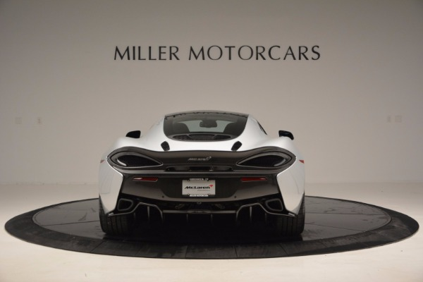 New 2017 McLaren 570GT for sale Sold at Rolls-Royce Motor Cars Greenwich in Greenwich CT 06830 6