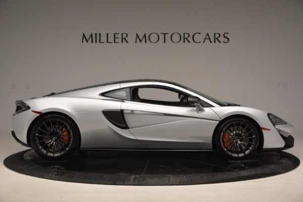 New 2017 McLaren 570GT for sale Sold at Rolls-Royce Motor Cars Greenwich in Greenwich CT 06830 9